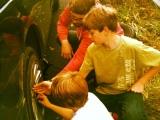 Raising Spiritual Children, from Takers toTeachers.