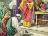 Ananias and Sapphira were horriblecommunists